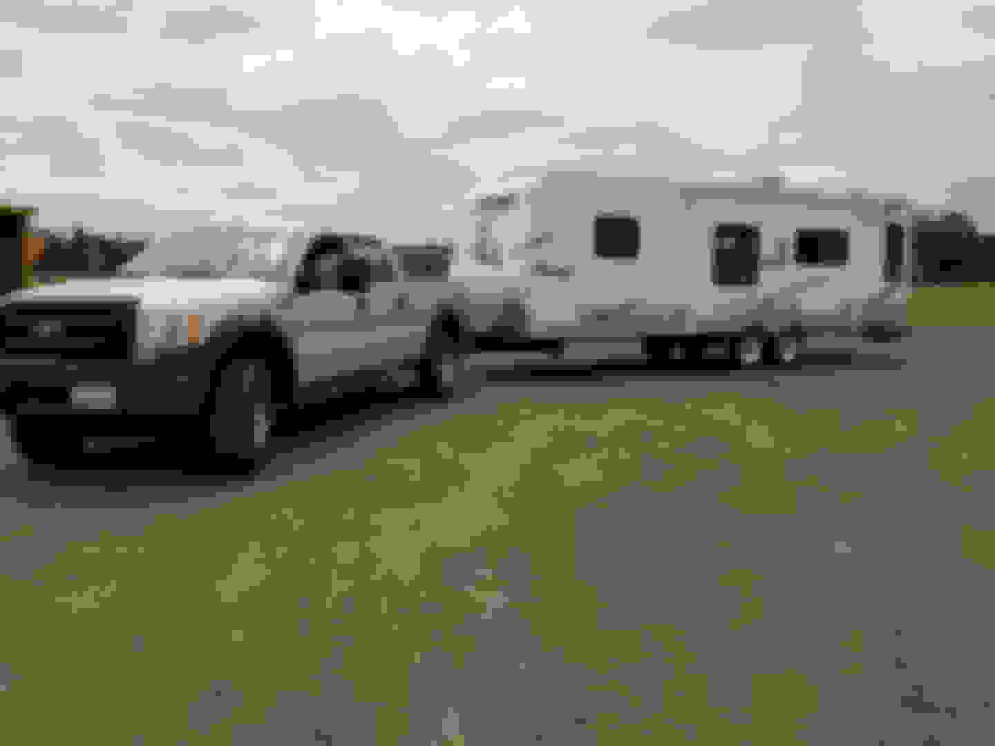 Any Problems with towing with a lifted truck - Ford F150