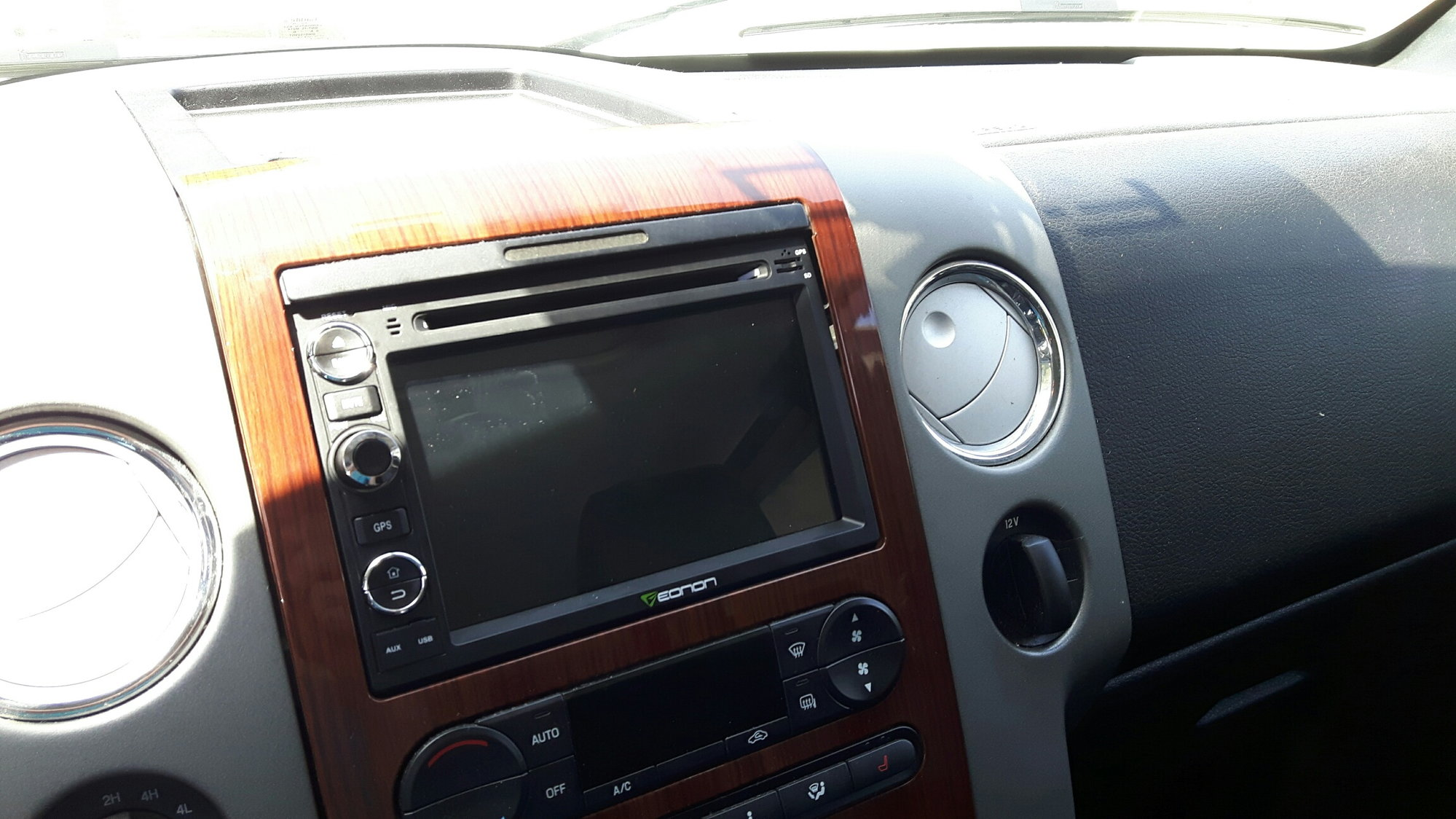 Eonon GA7173 Display Installed - Ford F150 Forum - Community
