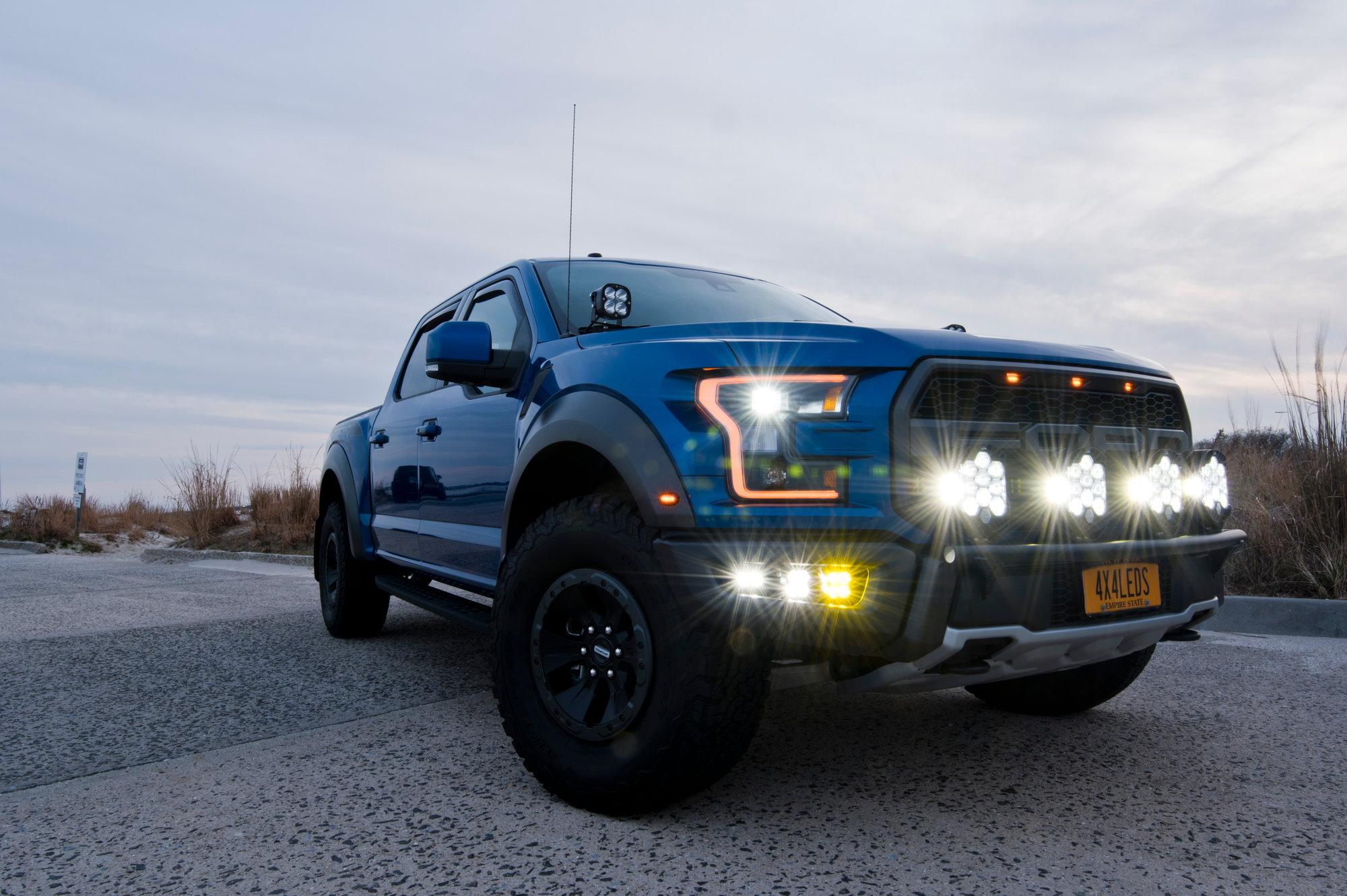 Fog Lights For 2019 Raptor: Fog Lights For 2019 Raptor