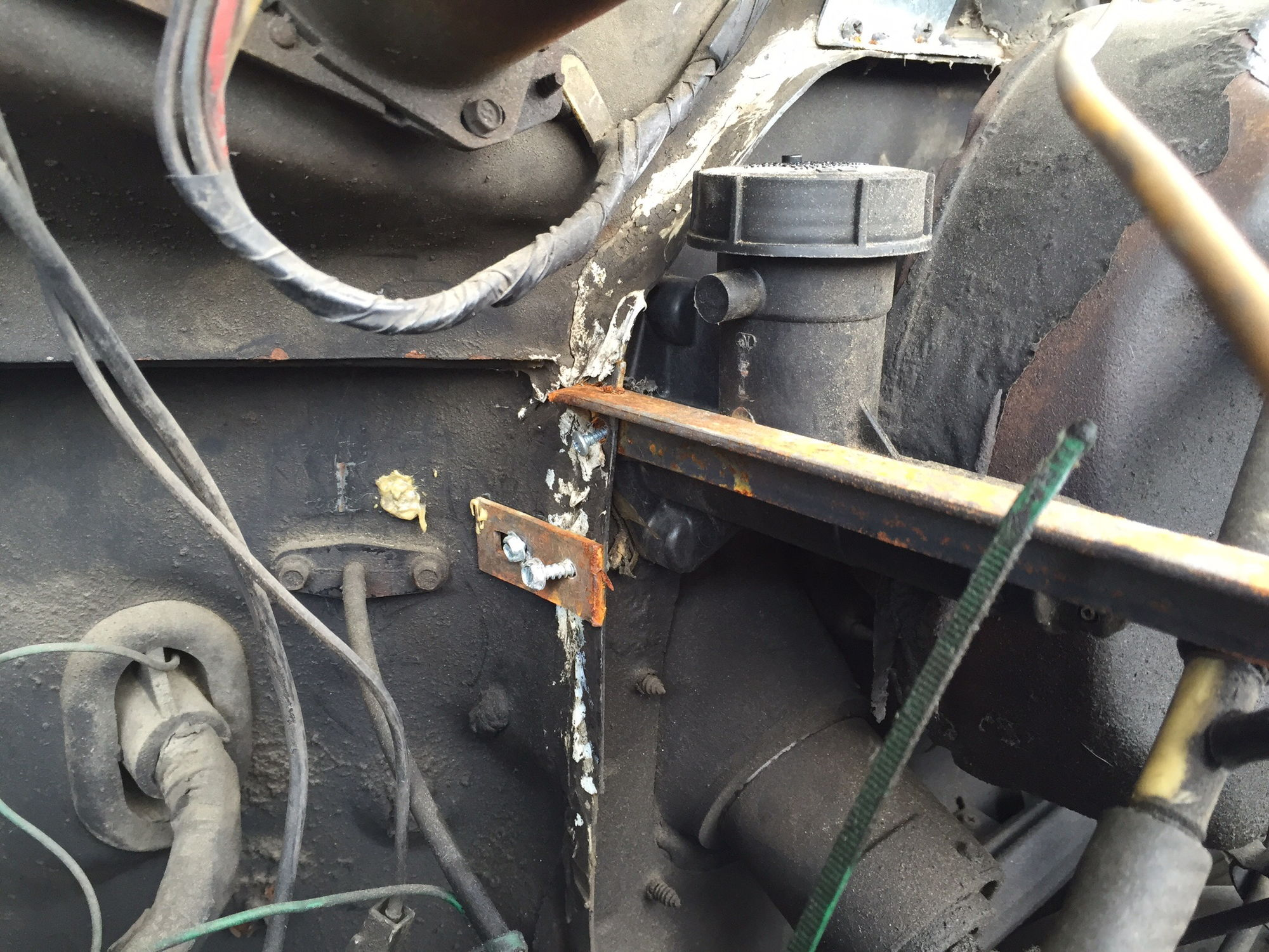 Firewall Flex  Clutch Pedal Adjustment - Page 2 - Ford F150 Forum