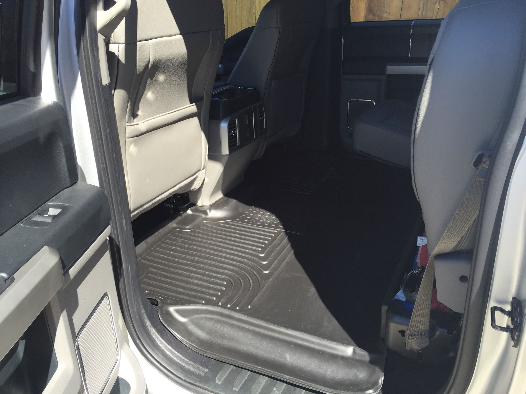 weathertech mats for a screw/ what did you pay.. - Page 3 ...