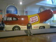 Oscar Meyer Wiener Mobil