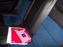 2009 Fusion Back Seat