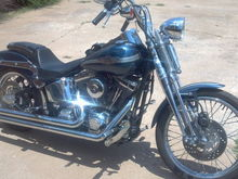 03 Softail Springer