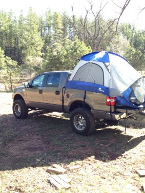 bed tent ford f150 forum community of ford truck fans. Black Bedroom Furniture Sets. Home Design Ideas