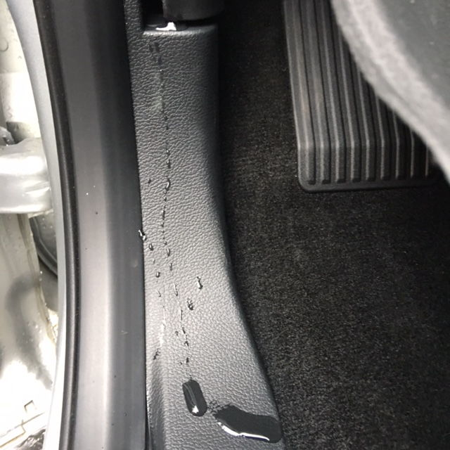 Water Leaking Into Driver Side Floor Board Page 3 Ford