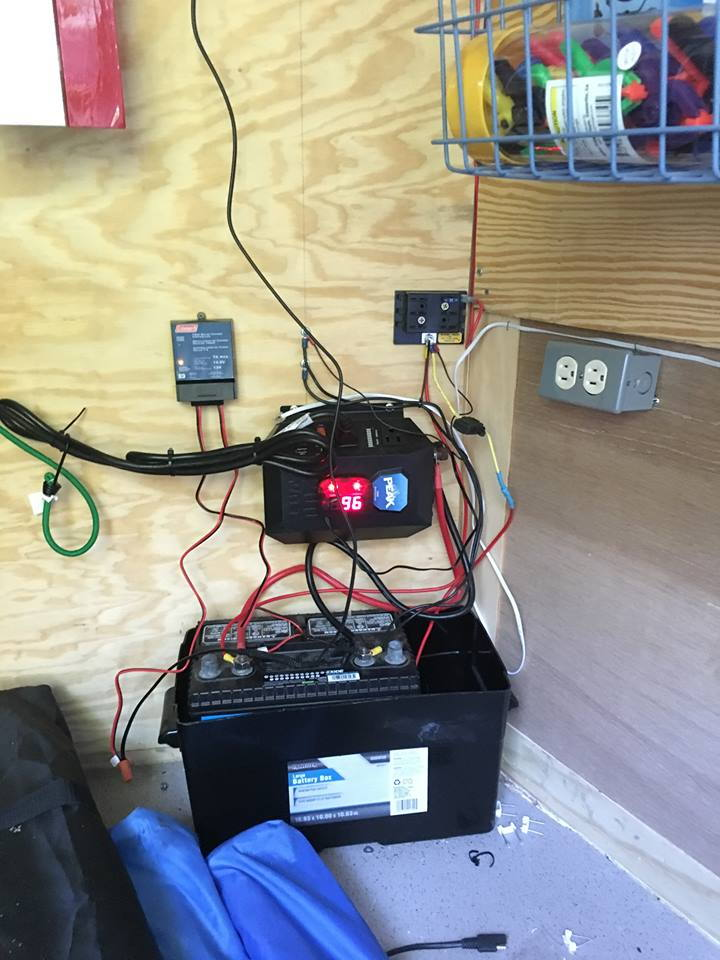 Charging Trailer Battery Through 7-pin Connection