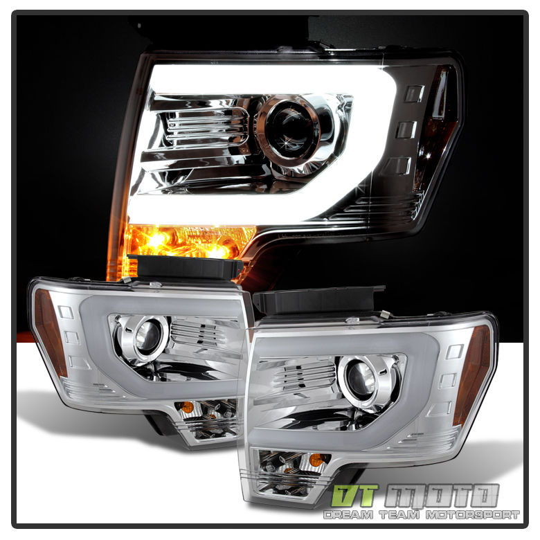 2014 F150 Accessories >> Lets see those aftermarket headlights and taillights - Ford F150 Forum - Community of Ford Truck ...