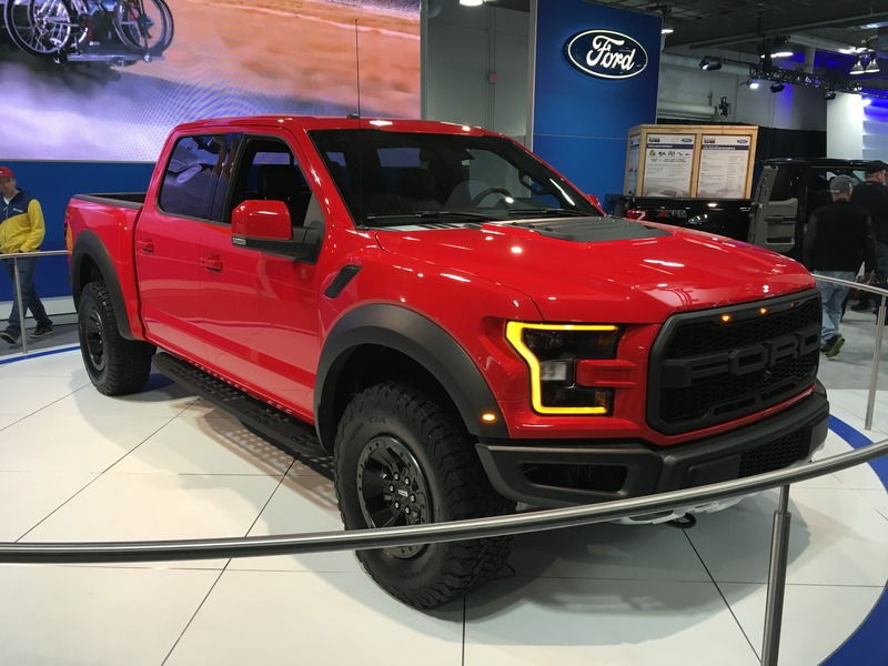 Race Red F150 >> 2017 Ford Raptor Supercrew - Page 32 - Ford F150 Forum - Community of Ford Truck Fans