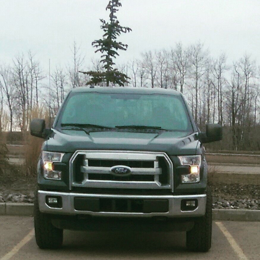 2015 F150 Xlt Readylift Level Fuel Couplers On 285 65 18