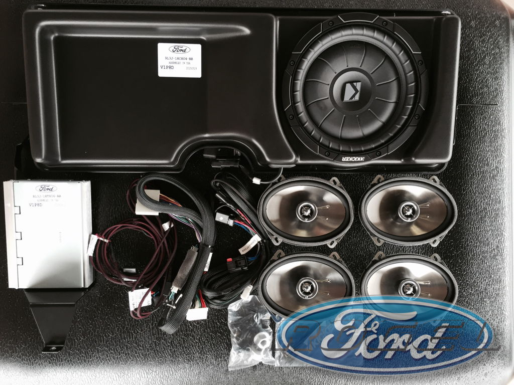 2009 2014 f 150 kicker soundstage upgrade full kits 450 shipped brand new oem wit