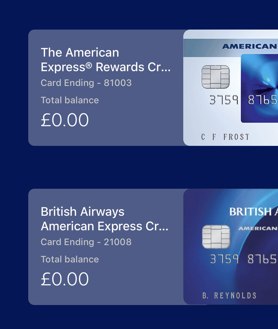 Unable to refer Amex Rewards Credit Card (UK) - FlyerTalk Forums