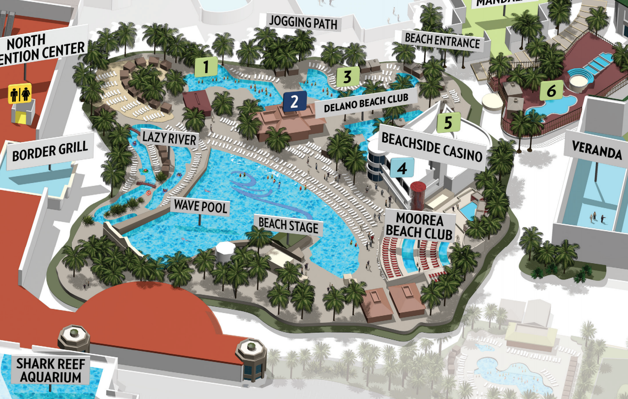 Delano/Mandalay Bay - FlyerTalk Forums on palazzo pool map, mirage pool map, hard rock pool map, mandalay pool party, bellagio floor map, cosmopolitan pool map, bellagio pool map, wynn pool map, caesars pool map, bally's pool map, aria pool map, mgm pool map, luxor tram map, las vegas blvd strip map, monte carlo casino map, luxor pool map, caesars palace las vegas map, harrah's las vegas property map, paris las vegas pool map, mgm grand floor map,