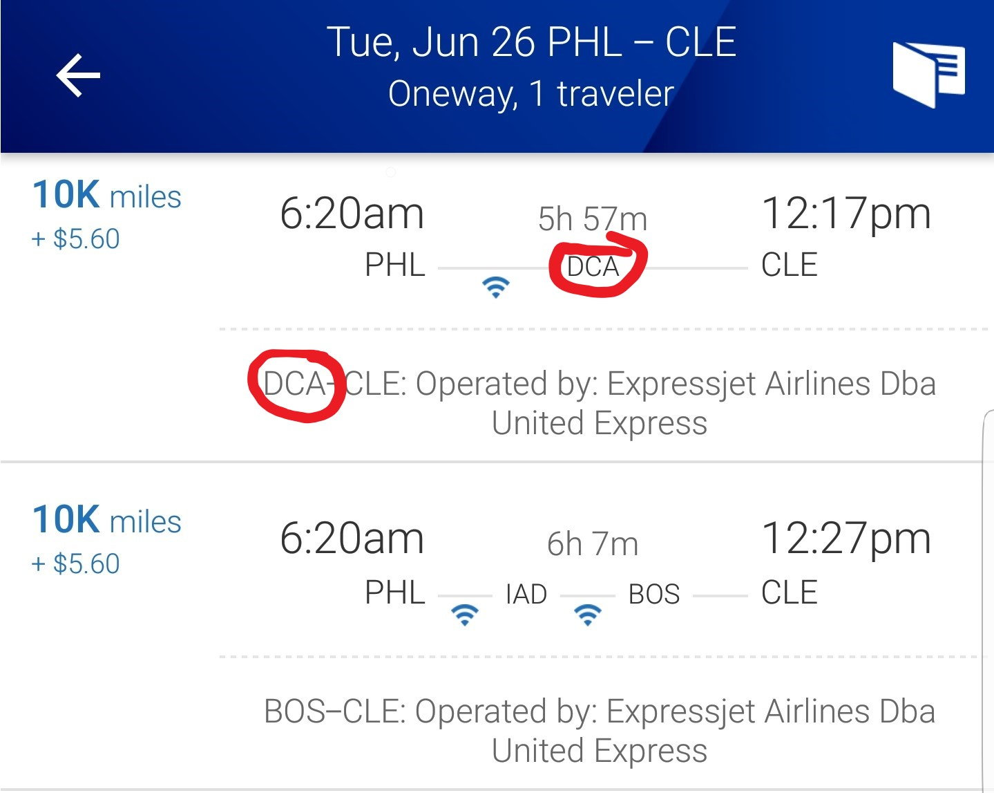 e0c48b29b14e United sells tickets with hidden airport transfers... - FlyerTalk Forums