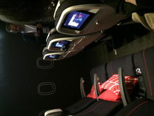 Economy Class - Pitch and IFE