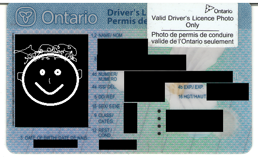 Couldn't use 'Extended' Drivers License to Board - FlyerTalk