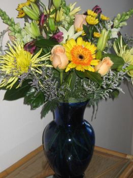 B-day flowers