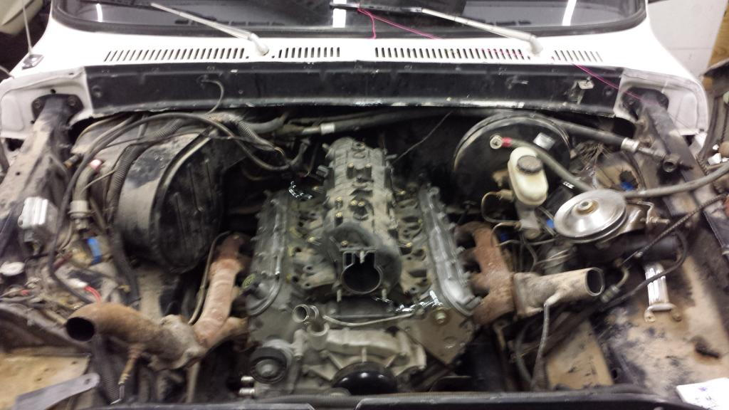 79 F series ls swap - Ford Truck Enthusiasts Forums