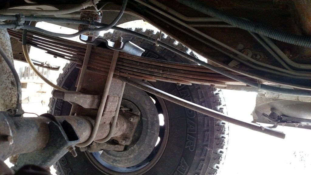 Rear Springs Ford Truck Enthusiasts Forums
