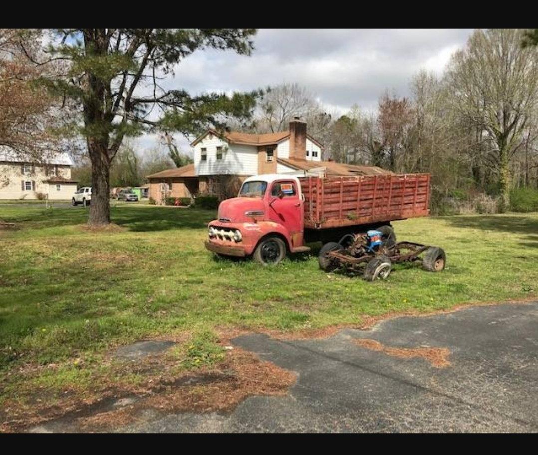 Craigslist 51 COE dump. - Ford Truck Enthusiasts Forums