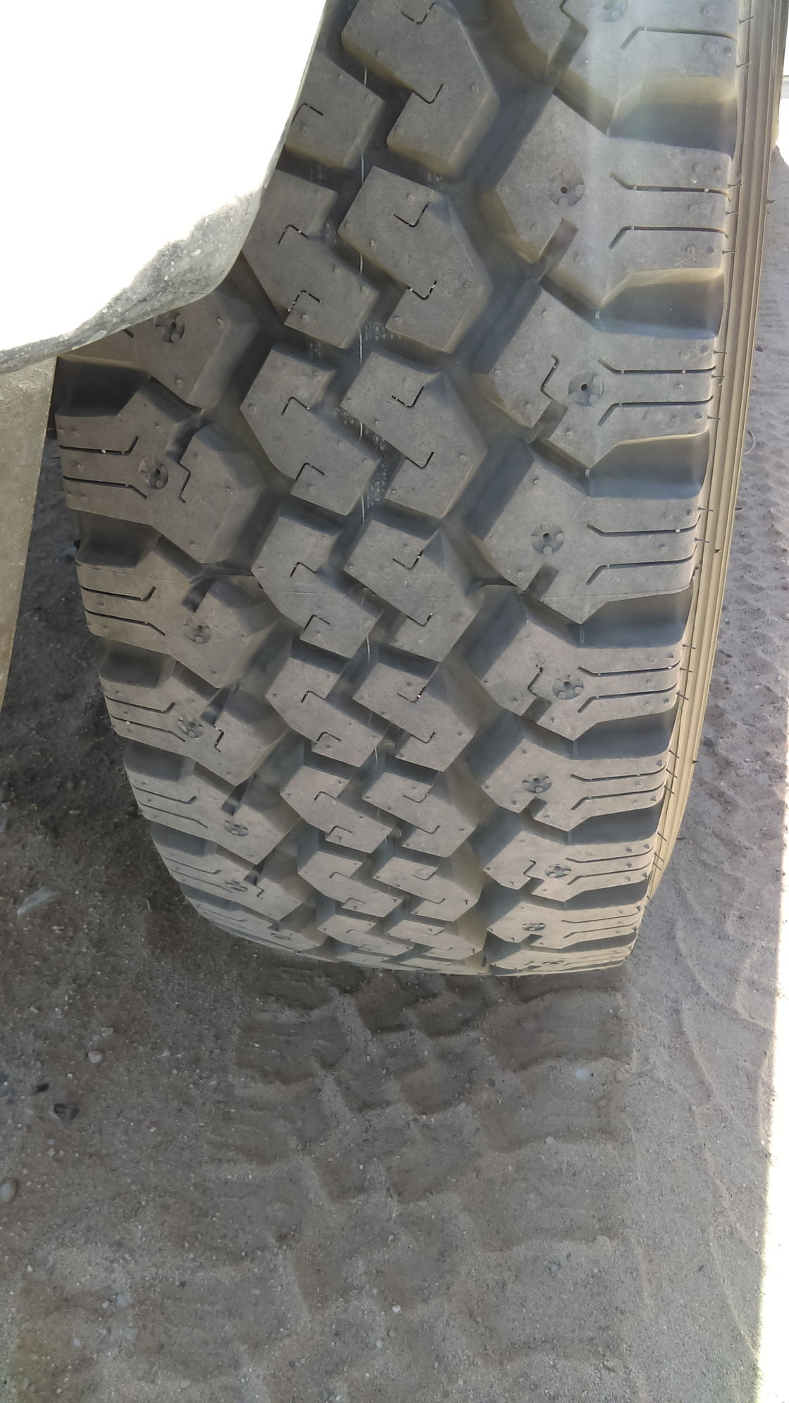 Toyo M 55 mercial grade tire review Ford Truck Enthusiasts Forums