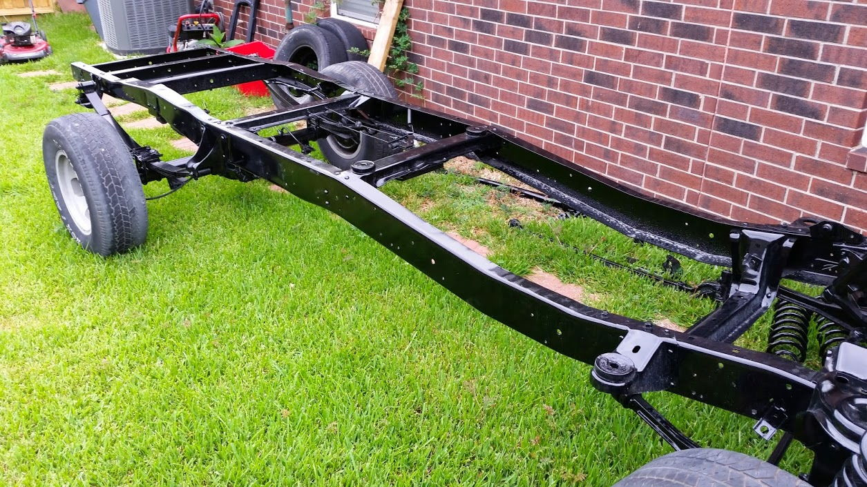 1966 F100 Frame Ford Truck Enthusiasts Forums