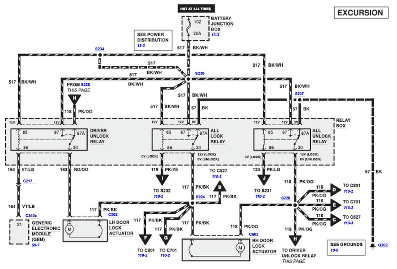 Power Door Lock Relay Help - Page 2