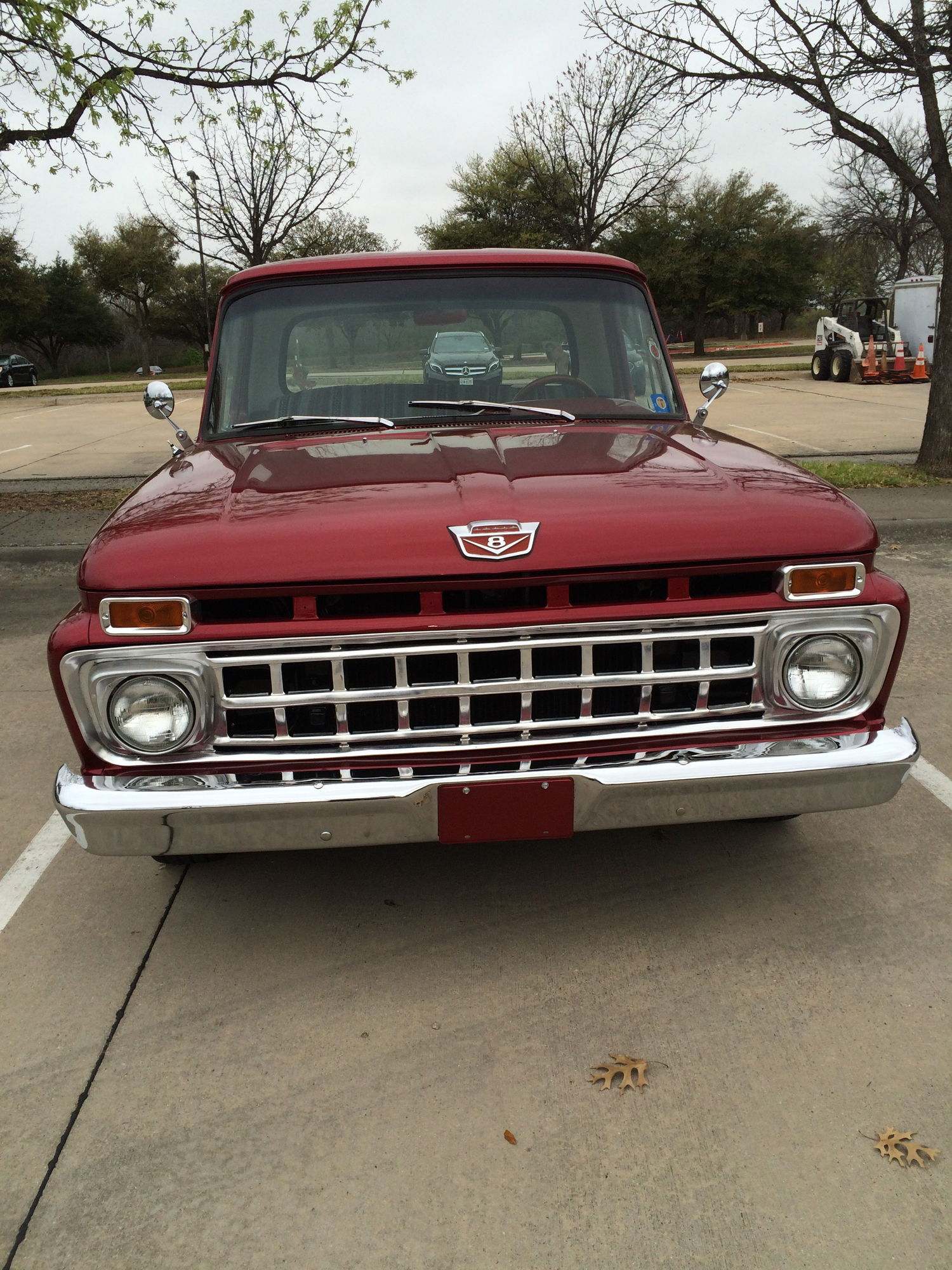 66 Ford F100 Grill Letters Ford Truck Enthusiasts Forums