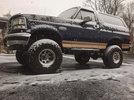 My 95 Bronco