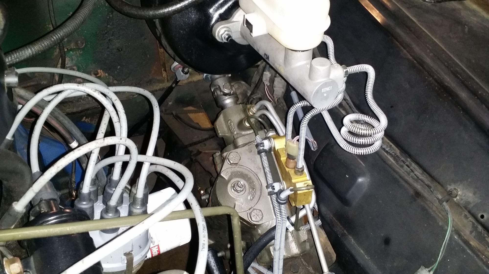 aftermarket proportioning valve