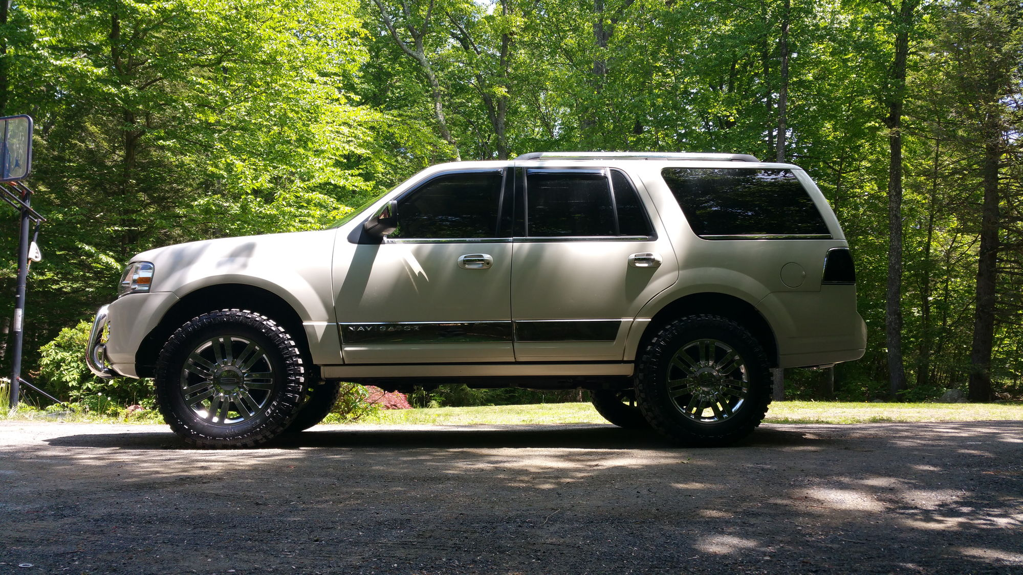 My  Navigator Lifted Ford Truck Enthusiasts Forums