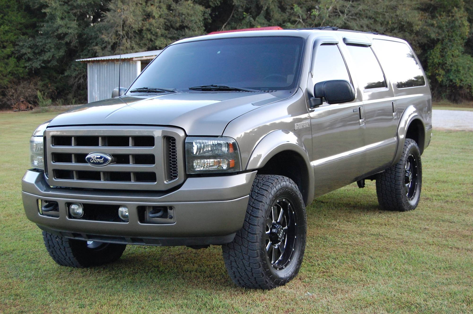 2003 Limited 4x4 Excursion 6 0 Ford Truck Enthusiasts Forums