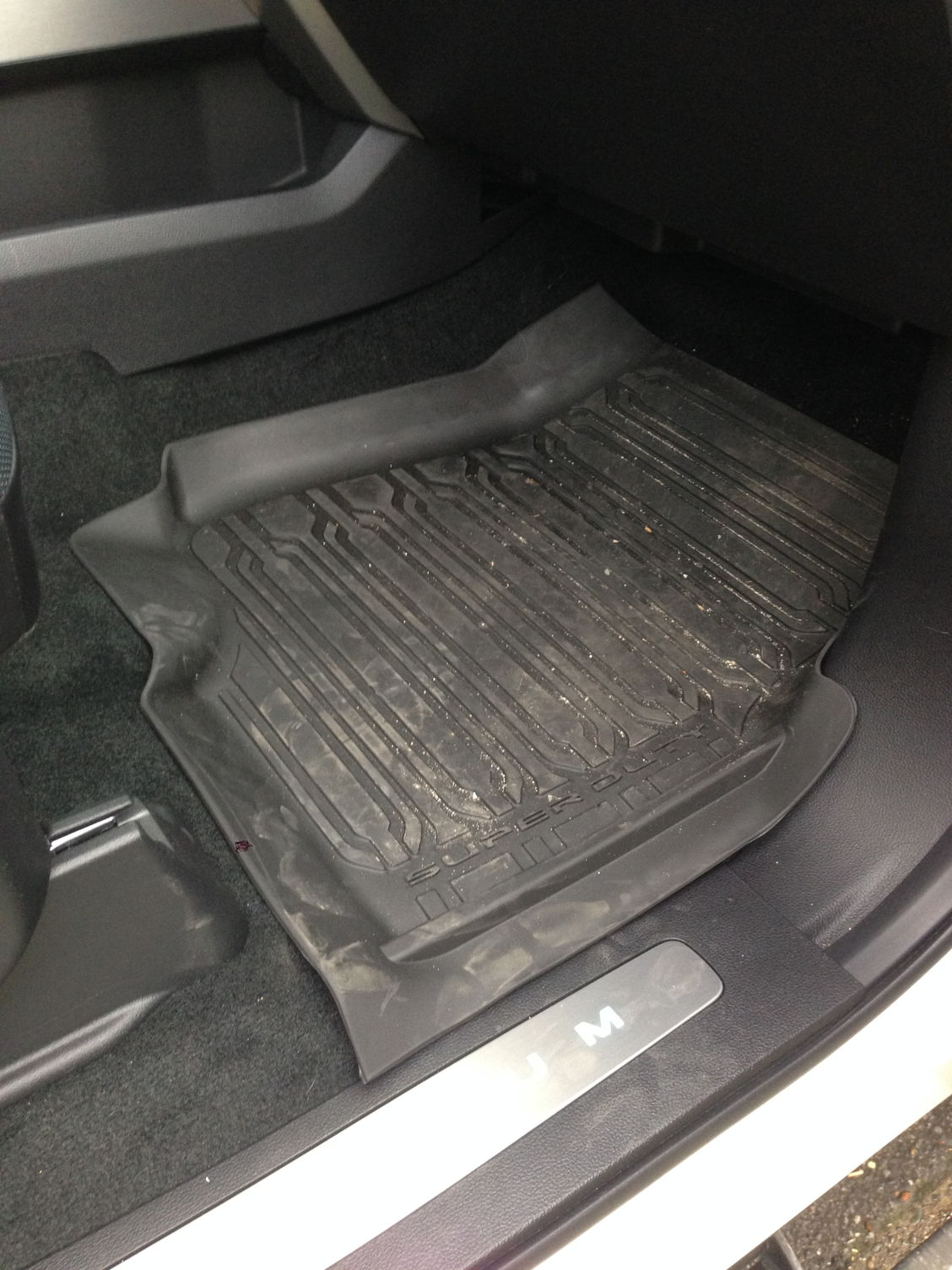 Factory 16s All Weather Floor Mats Vs Floor Liner Hc3z