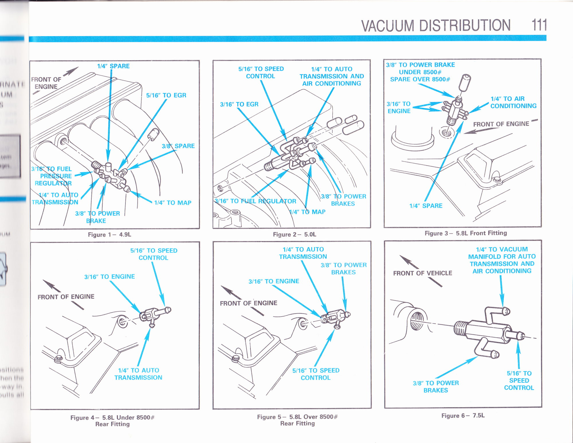 Vacuum Diagram 7 5l 460