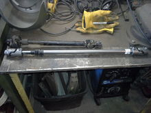 Borgeson Steering Shaft