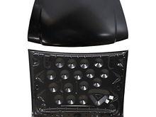 carbon fiber or OEM aluminum hood