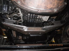 Engine crossmember