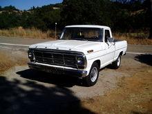 Garage - Grandpas Truck