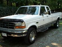 Garage - 97 XLT