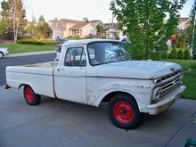 1966 F100 352v8