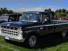 1965 Ford F100 Windsor Car Show 2015