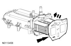 Engine  partment Fuse Diagram For 2000 Ford F150 additionally 1446191 New Truck New Problems Def Heater And P0401 besides Engine Control Unit Exploded View furthermore 1983 Ford F 150 Air Conditioning Diagram in addition 0siyv Remove Factory Installed Radio F250 2008 Model. on ford f 450 heater core location