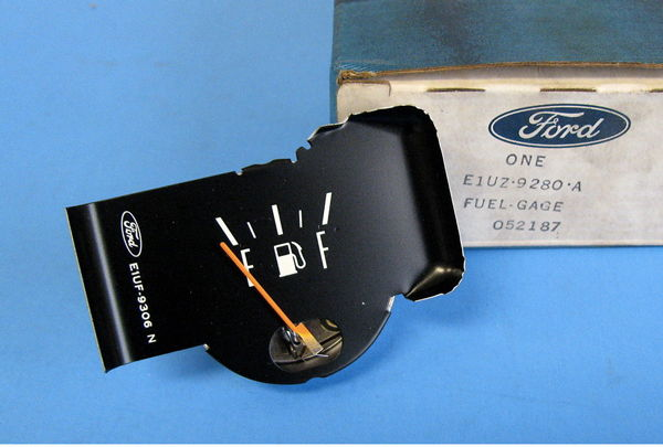 1977 F 250 Fuel Gauge Comparison Ford Truck Enthusiasts