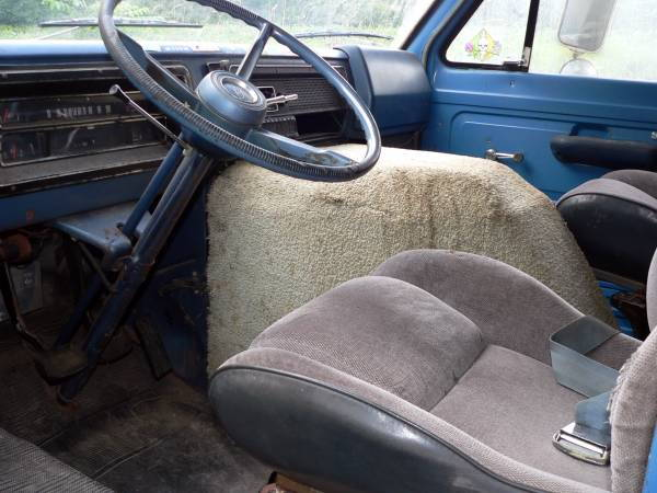 Craigslist find of the week! - Page 117 - Ford Truck ...