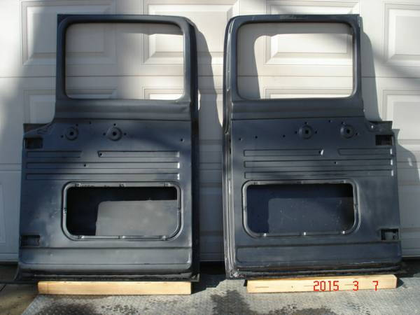 1956 Ford F100 doors - Ford Truck Enthusiasts Forums