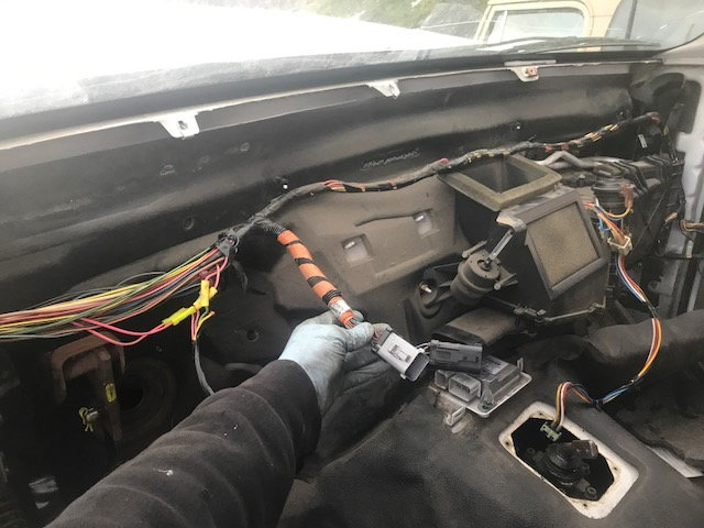 stand alone 7.3 harness?? - Ford Truck Enthusiasts Forums on 79 f250 7.3 conversion, 7.3 ford conversion, bronco f 350 conversion, 2004 f350 cummins conversion, f250 front end conversion,
