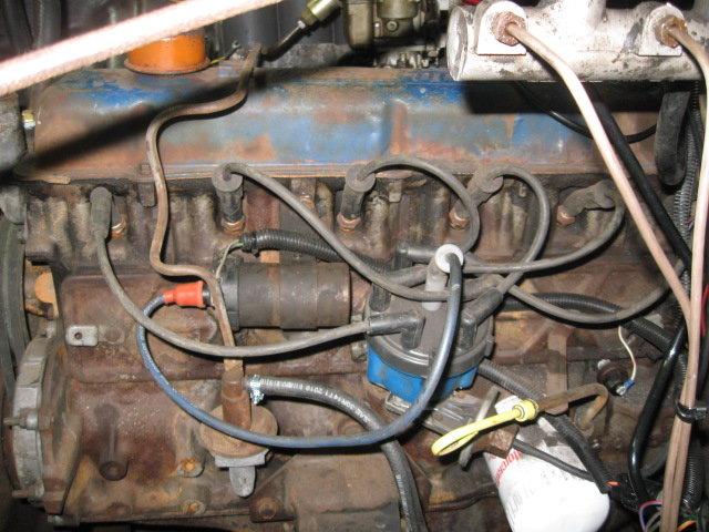 Installing 300 6 W Duraspark In 56 F100 Manual Guide