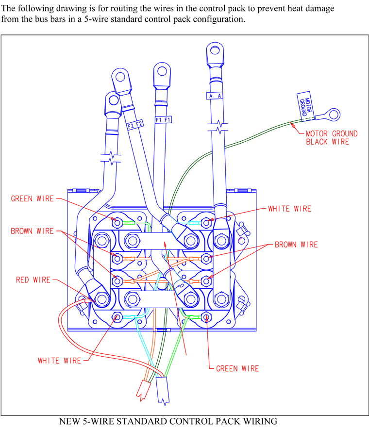Need Help Wiring Winch  If Someone Could Look Over My