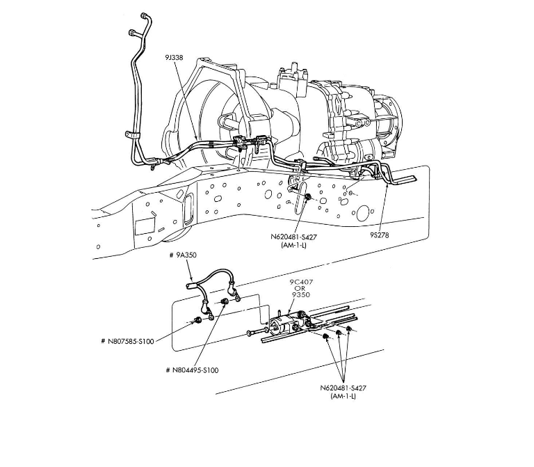 7 3 Liter Diesel Engine Diagram