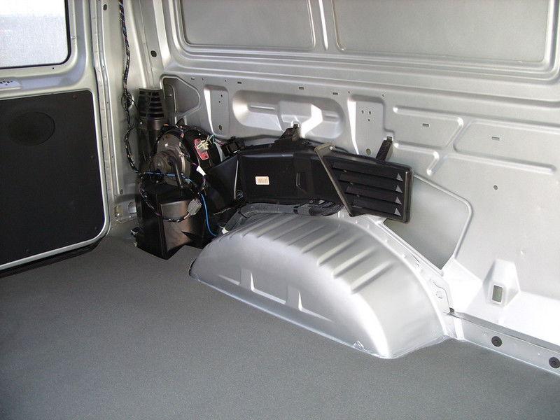 2000 e350 passenger van - a  c vacuum hose problems